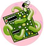 Virus (w32.vrbat) usbcheck.exe ataca disco duro